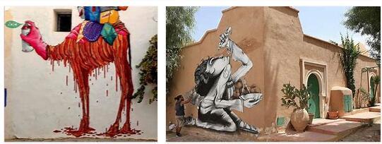 Tunisia Arts